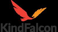 KindFalcon logo