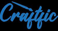 Craftfic logo