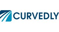 Curvedly logo
