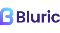 Bluric logo