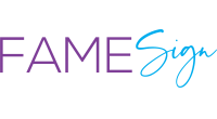 FameSign logo
