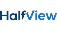 HalfView logo