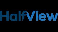HalfView logo