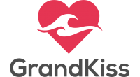 GrandKiss logo