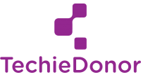 TechieDonor logo