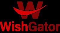 WishGator logo