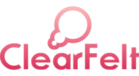 Clearfelt logo