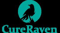 CureRaven logo