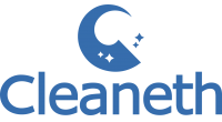Cleaneth logo