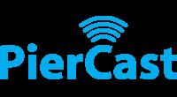 PierCast logo
