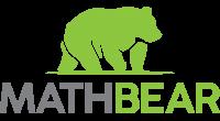 MathBear logo