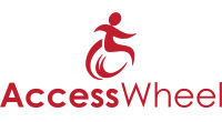AccessWheel logo
