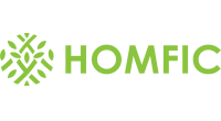 Homfic logo