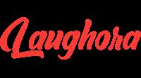 Laughora logo