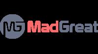 MadGreat logo