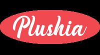 Plushia logo
