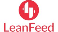 LeanFeed logo