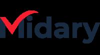 Midary logo