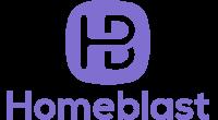 HomeBlast logo