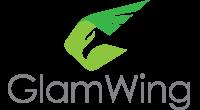 GlamWing logo