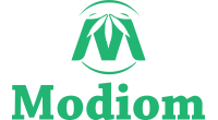 Modiom logo