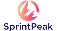 SprintPeak logo