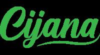 Cijana logo