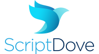 ScriptDove logo