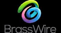 BrassWire logo