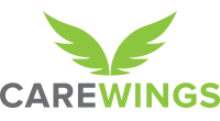 CareWings logo