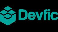 Devfic logo