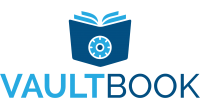 VaultBook logo