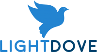 LightDove logo