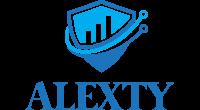 Alexty logo