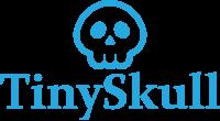 TinySkull logo