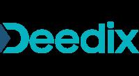 Deedix logo