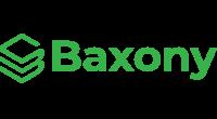 Baxony logo