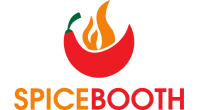 SpiceBooth logo
