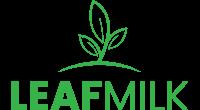 LeafMilk logo