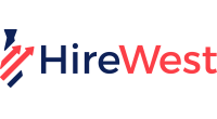 HireWest logo