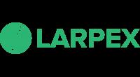 Larpex logo
