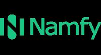 Namfy logo