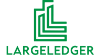 LargeLedger logo