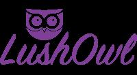 LushOwl logo