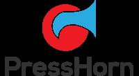 PressHorn logo