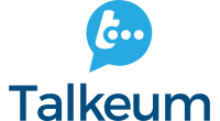 Talkeum logo