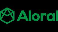 Aloral logo