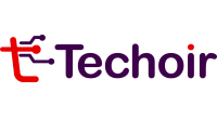 Techoir logo