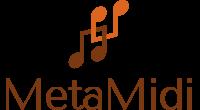 MetaMidi logo