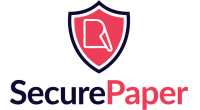 SecurePaper logo
